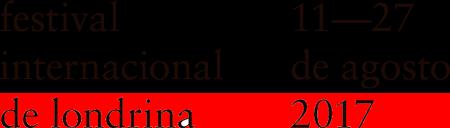 festival internacional de londrina 11 - 27 de agosto 2017